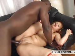 anal, interracial, blackcock, hugecock