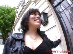 Orgasme anal vaginal ! elle avoue se branle dans le train !! french amateur
