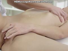 Naughty blonde wants hot erotic massage scene 2
