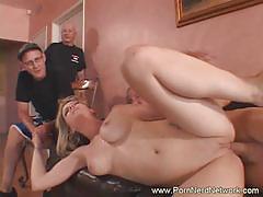 Swinger wife showcasing her swinging lifestyle