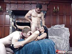 Naughty india summer longs for cock