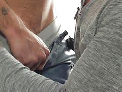 Naughty theo craves for a hard dick