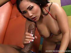 jessica bangkok, brunette, asian, hardcore, babe, big ass, reverse cowgirl, interracial, doggy style, cowgirl, beauty, round ass, glamour, missionary
