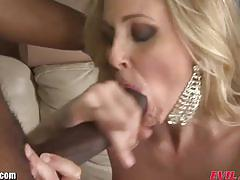 Busty milf julia ann interracial sex