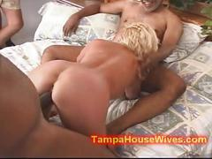 Hot milf mom takes bbc up her slut ass