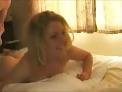 Young girl hooks up with old guy and gets creampied