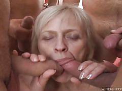 She has excellent skills @ 25 fucking grandmas