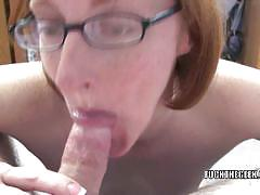 Mature blonde layla redd gives head