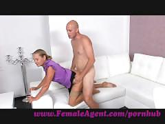 amateur, blonde, hardcore, reality, femaleagent, orgasm, audition, casting, agent, sexy, cumshot, interview, office, pussy-licking, hairy-pussy, doggy-style, raw