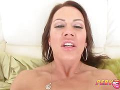 Pervcity hairy mom ass fucked