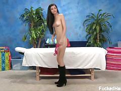 Erotic massage tto hardcore fucking