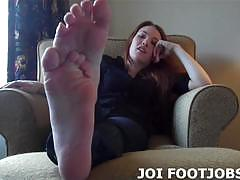 Just imagine how delicious my feet taste
