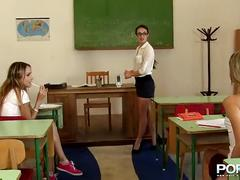 Class dismissed! - tiffany doll, gina gerson & leyla black