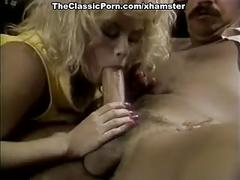 Gail, nina hartley, sade in classic xxx video