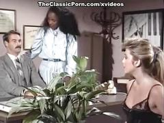 Alicia monet, angel kelly, barbara dare in classic fuck video
