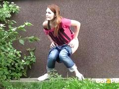 Got2pee - peeing women compilation 003