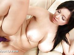 orgasm, toys, pussy, european, toy, wet and puffy, puffy network