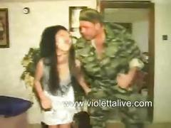fucked, wife, russian, blond, military, foced