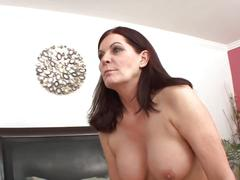 Mature brit mags gets randee with young blonde girl