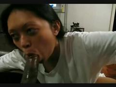 Malay muslim girl sucks big black nigerian dick in kuala lumpur