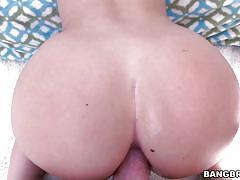 Dick fits into aj applegate's ass like a glove