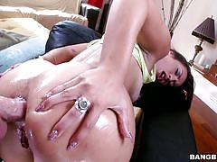 Kelsi monroe does it ass to mouth