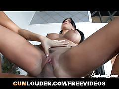 Incredible threesome with rebecca and asa akira.