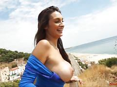 Big ass latina ana ribera loves cock