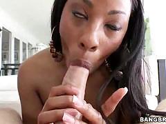 White and black sluts get pounded hard together