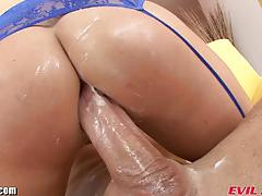 Evil angel anal fuck and ass gaping compilation 1
