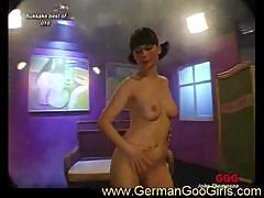 German goo girls cum whores fuck session