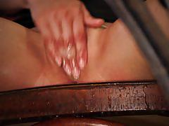 Exotic beauty miyuki son squirting at the cafe