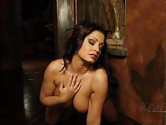 Naked aria giovanni teasing