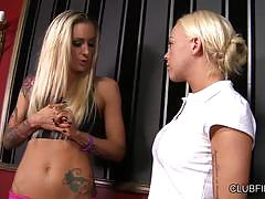 Angel long and delilah dash get caught