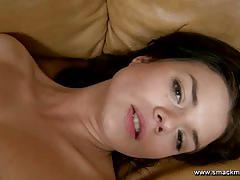 Cute karina loves big cock