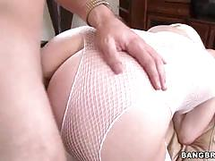 Bootylicious babes fucking in a rough group sex