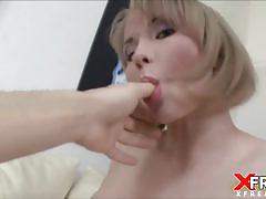 Hard gag for sofia