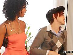Lily, misty, and ivy sherwood - high contrast threesome