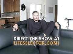 "Watch ""badass brokers"" from life selector."