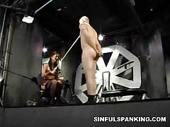 Sinful spanking:  pleasure thru pain 3 scene 3