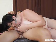 blowjob, hardcore, big tits, milf, busty, reverse cowgirl, outdoor, handjob, doggy style, fat, pool, mom, chubby, jerking, chunky, plumper