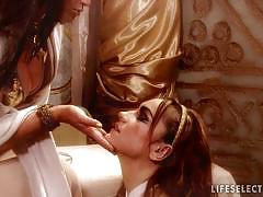 The mighty cleopatra from lifeselector.com