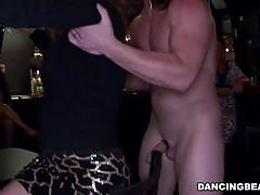 Horny ladies awaits the dancing dicks!