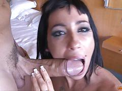 Spanish whore suhaila hard takes money for sex