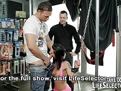 """little shop of fetish"" from life selector"