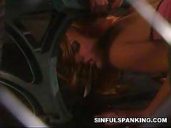 Taylor st. claire spanks felix vicious's butt