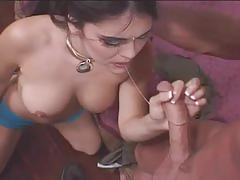 brunette, big dick, hardcore, babe, doggy style, beauty, black hair, spoon, big cock, hairy pussy, tattoos, glamour, missionary
