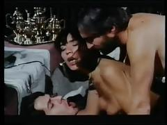 double penetration, group sex, hairy, medical, vintage