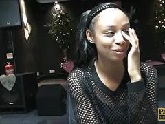 Getting to know ebony skank lola marie