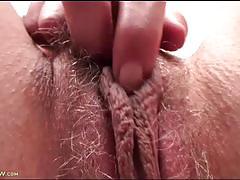 Katherine jackson gaping her wet pussy